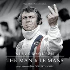STEVE MCQUEEN:THE MAN&LE MANS CD