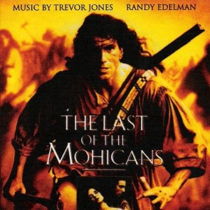 THE LAST OF THE MOHICANS CD