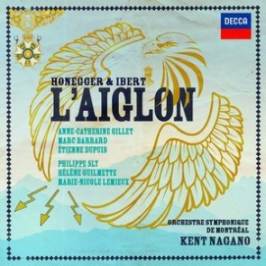 HONEGGER & IBERT:L'AIGLON CD