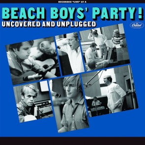 THE BEACH BOYS' PARTY-UNCOVERED AND UNPLUGGED (LP)