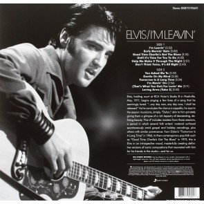 I'M LEAVIN: ELVIS FOLK-COUNTRY (LP) RSD2016