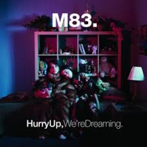HURRY UP, WE'RE DREAMING (CD)