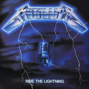 RIDE THE LIGHTNING REMASTERED CD