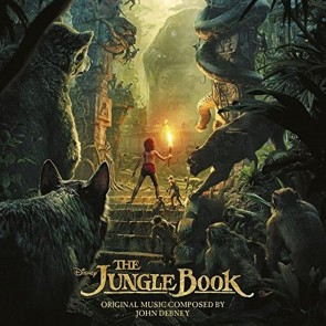 THE JUNGLE BOOK CD
