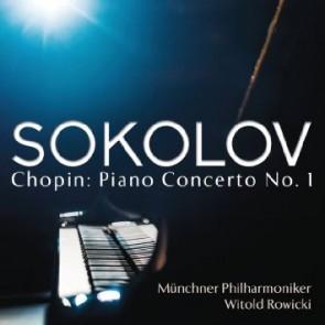 CHOPIN: PIANO CONCERTO #1 (LP)