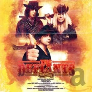 THE DEFIANTS CD