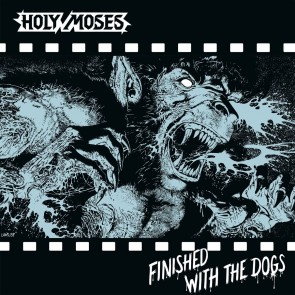 FINISHED WITH THE DOGS CD