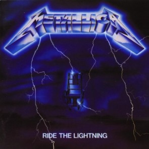 RIDE THE LIGHTNING REM.LP
