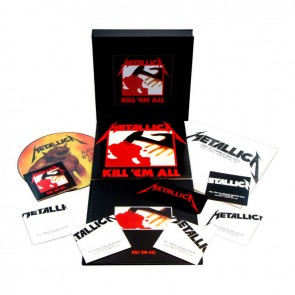 KILL EM ALL DELUXE BOX