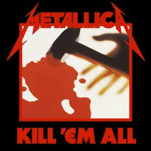 KILL EM ALL REM.LP