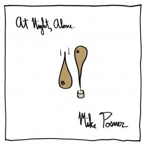A NIGHT ALONE CD