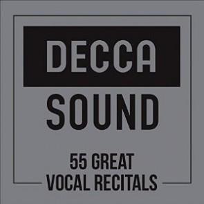THE GREAT VOCAL RECITALS 55CD