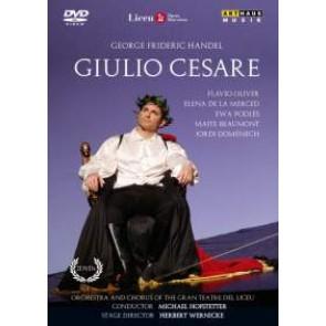 HANDEL:GIULIO CESARE 2DVD
