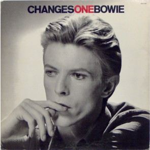 CHANGESONEBOWIE CD