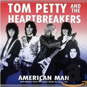 AMERICAN MAN, LIVE RADIO BROADCAST BOSTON 1978 CD