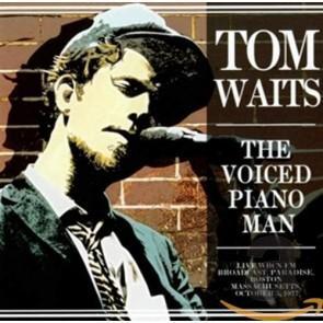 THE VOICED PIANO MAN LIVE RADIO BROADCAST 1977 CD