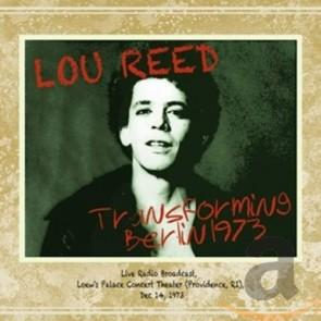 TRANSFORMING BERLIN 1973 CD