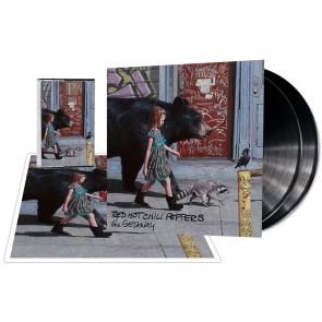 THE GETAWAY 2LP