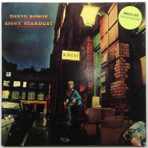 ZIGGY STARDUST AND THE SPIDERS FROM MARS 2LP