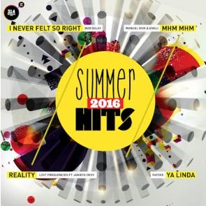 SUMMER HITS 2016 CD