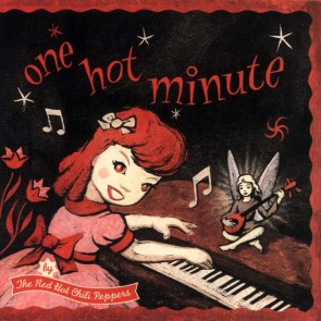 ONE HOT MINUTE CD