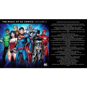 THE MUSIC OF DC COMICS: VOL. 2 (CD)