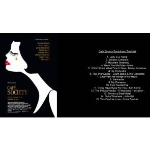 CAFE SOCIETY OST (CD)