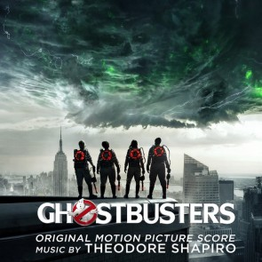 GHOSTBUSTERS OST (CD)
