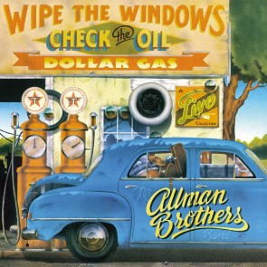 WIPE THE WINDOWS, CHECK THE OIL, DOLLAR GAS 2LP