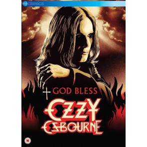 GOD BLESS OZZY OSBOURNE DVD