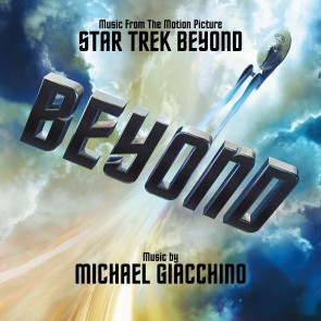 STAR TREK BEYOND BY GIACCHINO MICHAEL CD