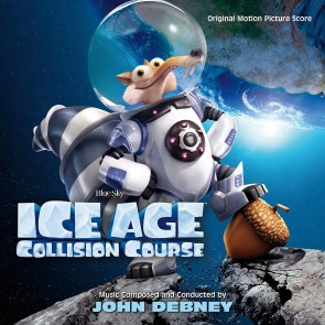 ICE AGE: COLLISION COURSE BY DEBNEY JOHN CD