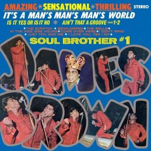 IT'S A MAN'S MAN'S MAN'S WORLD LP