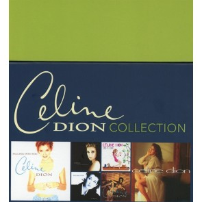 CELINE DION COLLECTION (10 CD)
