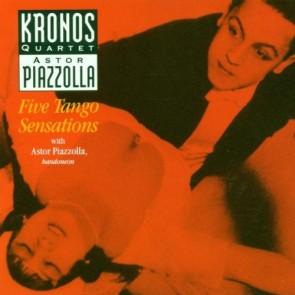 PIAZZOLLA / FIVE TANGO SENSATI CD