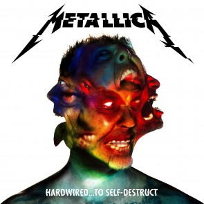 HARDWIRED...TO SELF-DESTRU 2CD