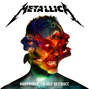 HARDWIRED...TO SELF-DESTRU 3CD