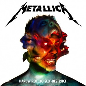 HARDWIRED...TO SELF-DESTRU COLOURED 2LP