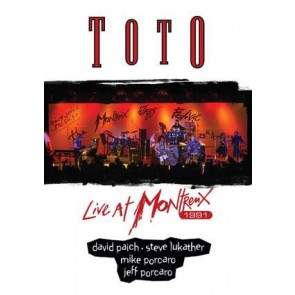 LIVE AT MONTREUX / 1991 DVD