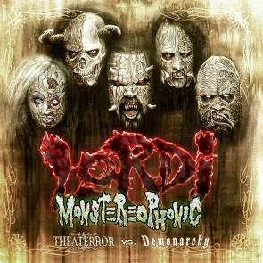 MONSTEREOPHONIC (THEATERROR VS. DEMONARCHY) CD DIGIPACK