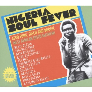 NIGERIA SOUL FEVER 3LP