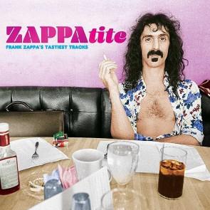 ZAPPATITE-FRANK ZAPPA'S TASTIEST TRACK CD