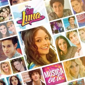 SOY LUNA - MUSICA EN TI CD