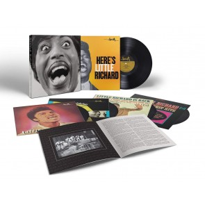 MONO BOX:THE COMPLETE SPECIALITY AND VEE JAY ALBUMS 5LP