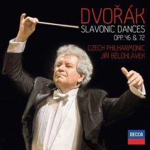 DVORAK:SLAVONIC DANCES OP CD