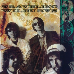 THE TRAVELING V.3 WILBURYS LP