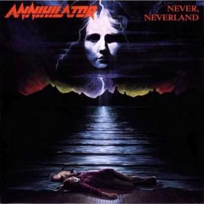 NEVER NEVERLAND (REISSUE) CD