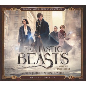 FANTASTIC BEASTS BY JAMES NEWTON HOWARD (2 CD)