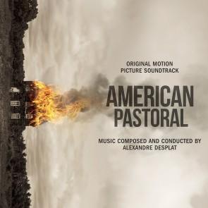AMERICAN PASTORAL BY ALEXANDRE DESPLAT  (CD)