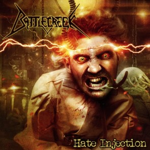 HATE INJECTION CD